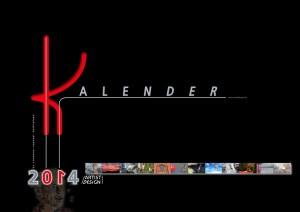 Kalender 2014 Titelbild
