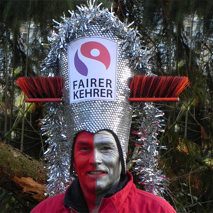 FAIRER KEHRER, Samba-Karneval 2013