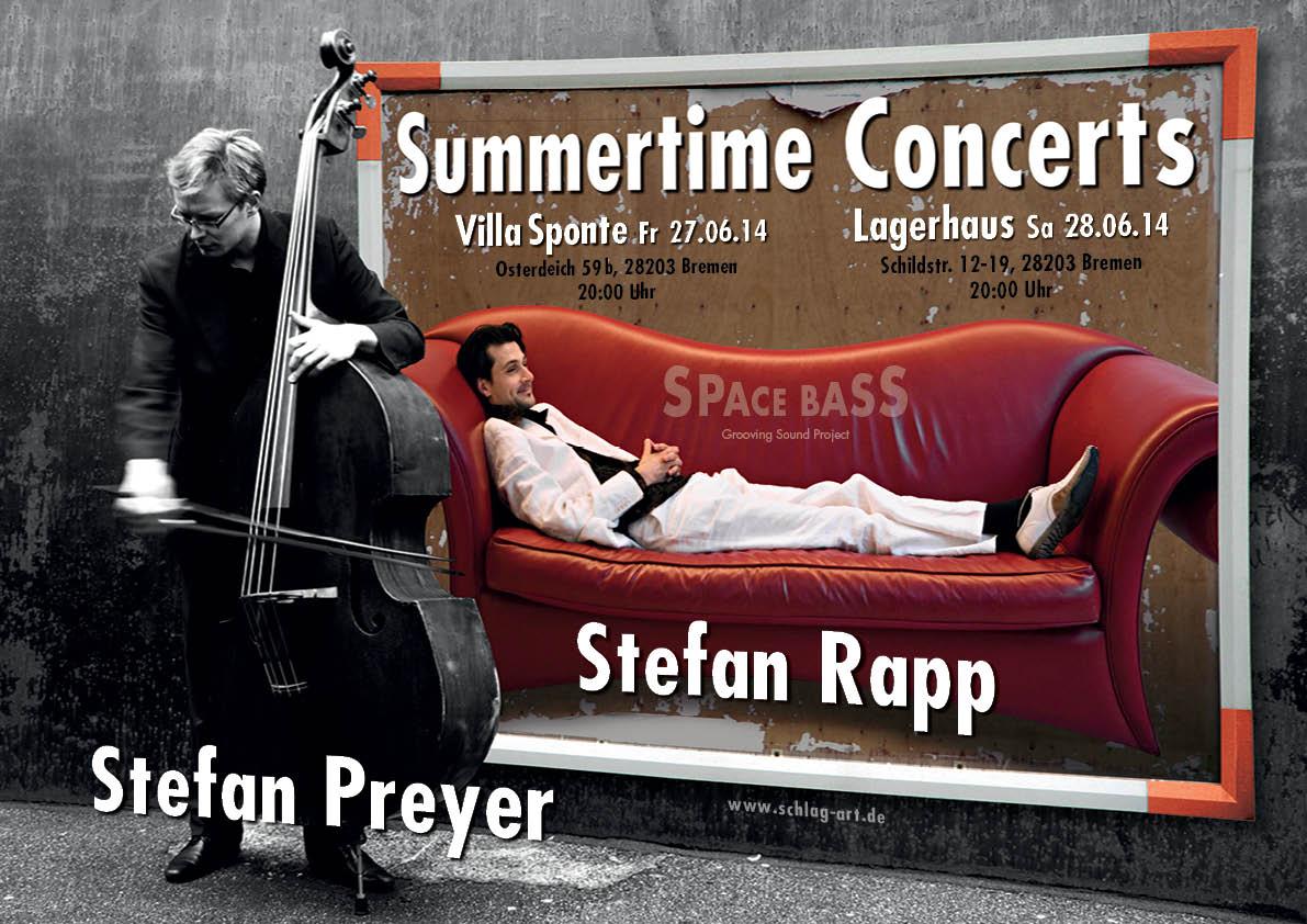 Stefan Preyer & Stefan Rapp in Concert