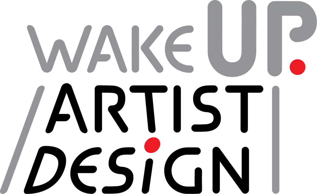 LOGO wake UP by ARTISTDESIGN