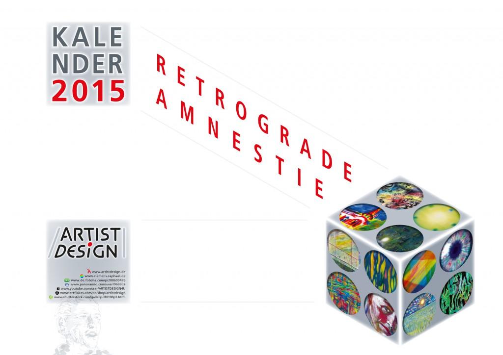 Artistdesign Titelbild Kalender 2015