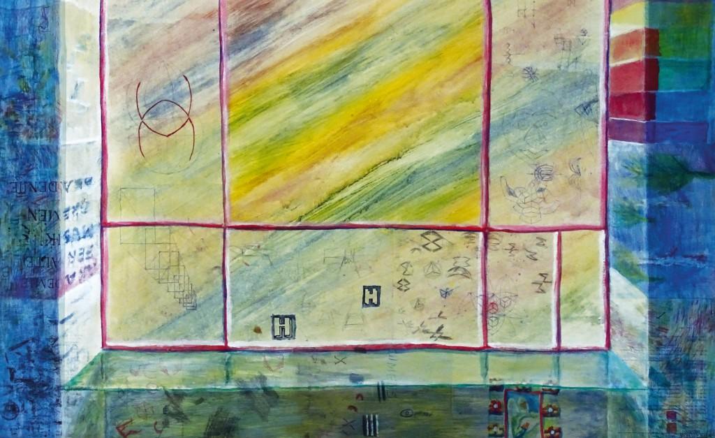 Fenster ohne Gespenster | Spectrum vobiscum | Raam zonder Naam
